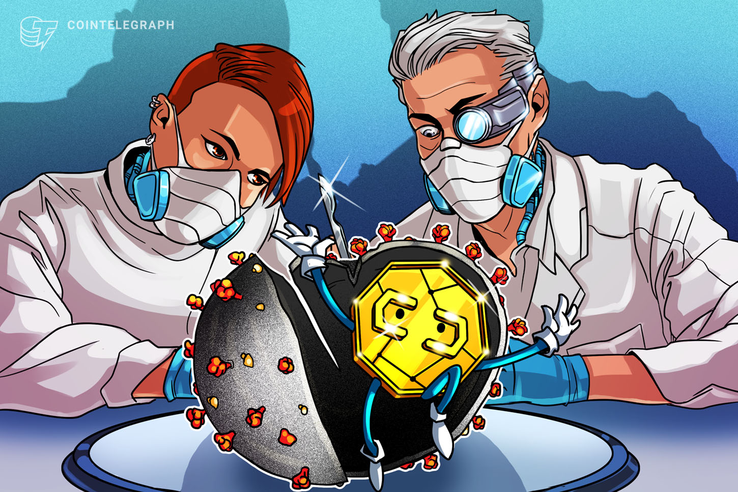Indian IT giant Tech Mahindra partners on blockchain system for vaccine tracing