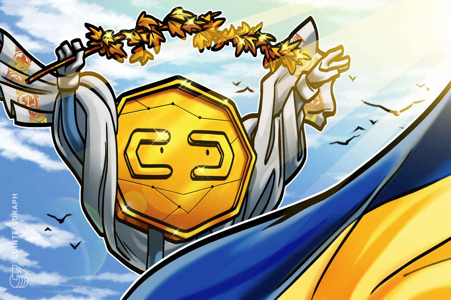 Ukraine central bank now officially allowed to issue digital currency