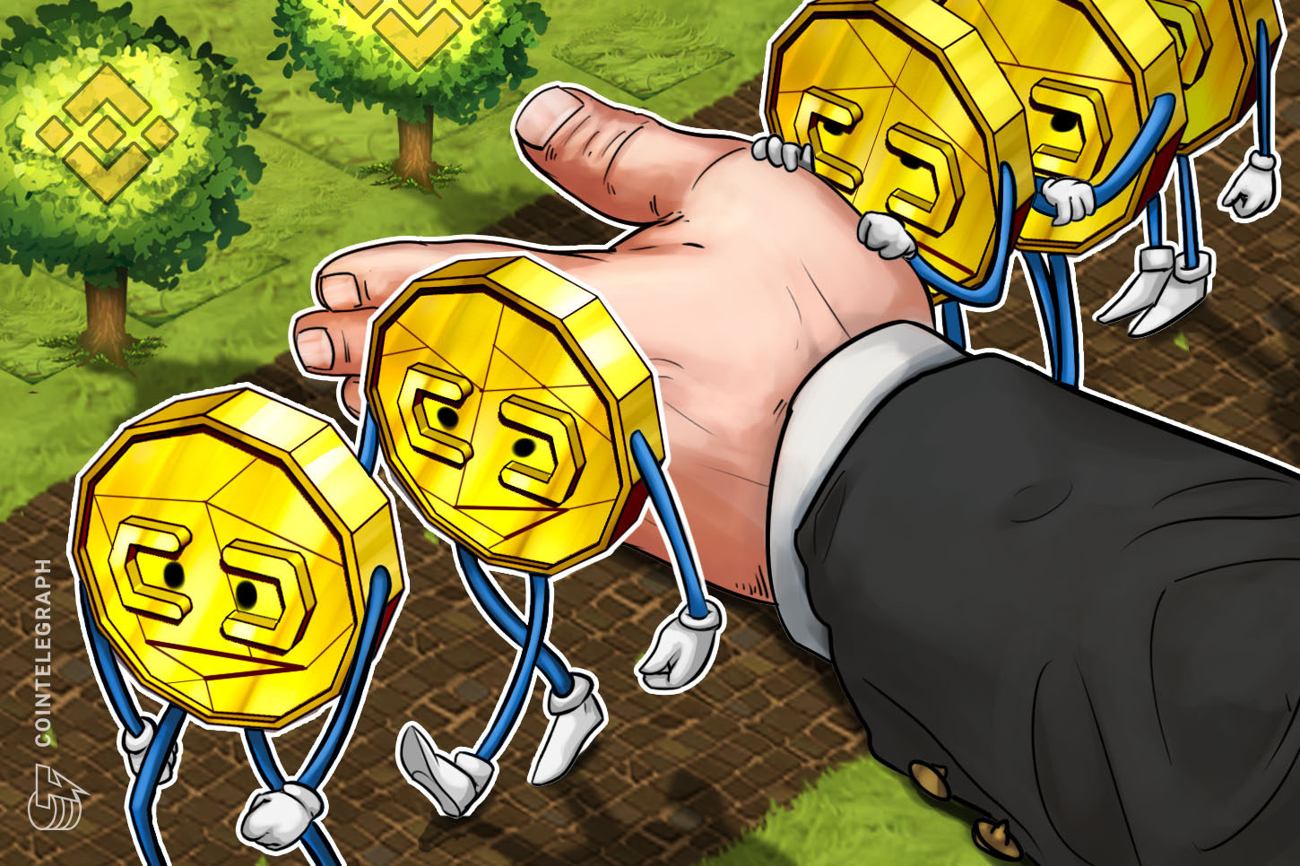 Binance to delist EUR, GBP and AUD margin trading pairs