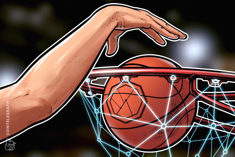 NBA's Portland Trail Blazers to wear crypto logo for next five years