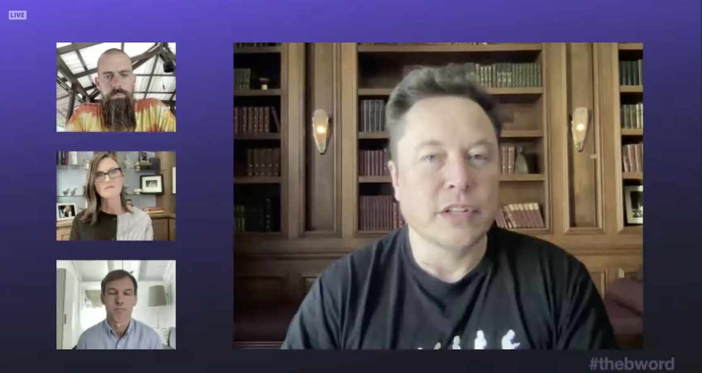 Elon Musk says Bitcoin may have already hit his benchmark on renewable energy