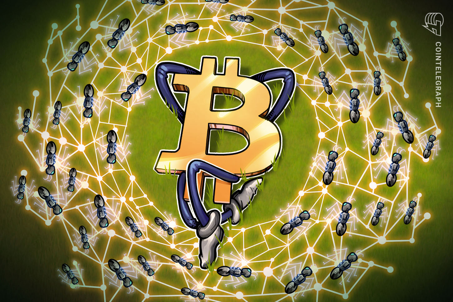Bitcoin network node count sets new all-time high