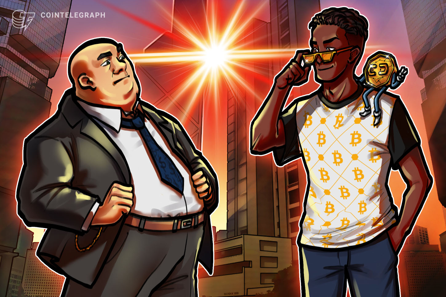 Decentralized and centralized finance need to collaborate