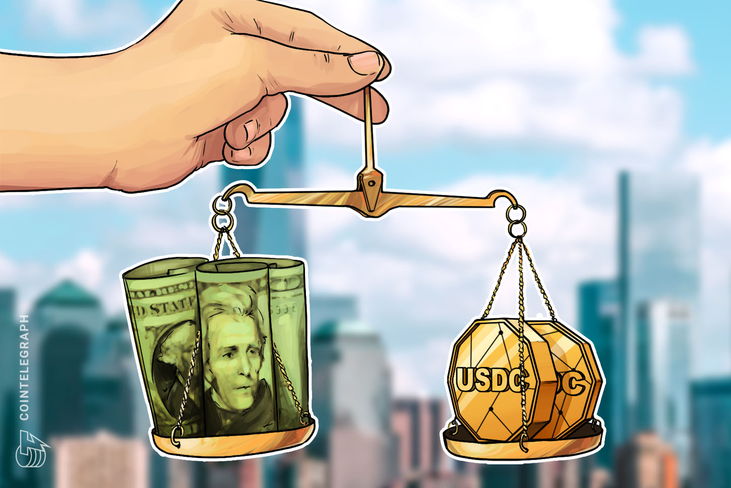 Crypto derivatives exchange Bitget to list USDC as collateral for margin trading