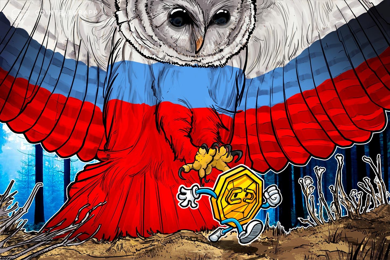 Russian lawmakers prepare legal amendment to confiscate crypto