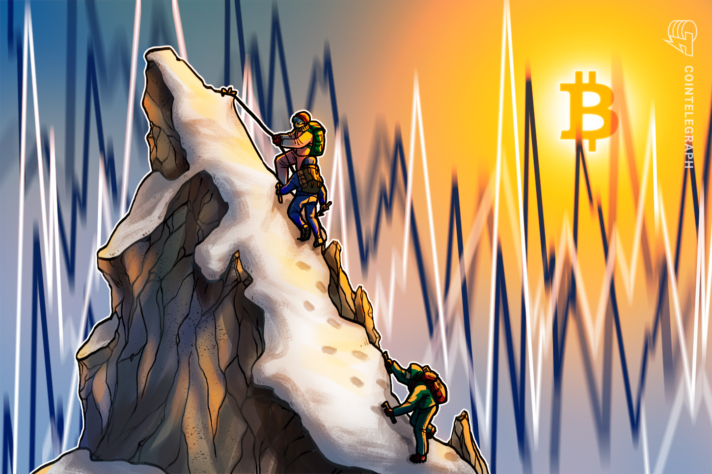 Bitcoin price falls under $33K, but on-chain data hints at BTC accumulation