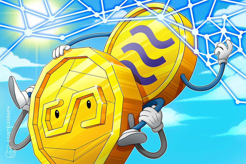 Dapp for Diem blockchain partners with Polkadot infrastructure provider
