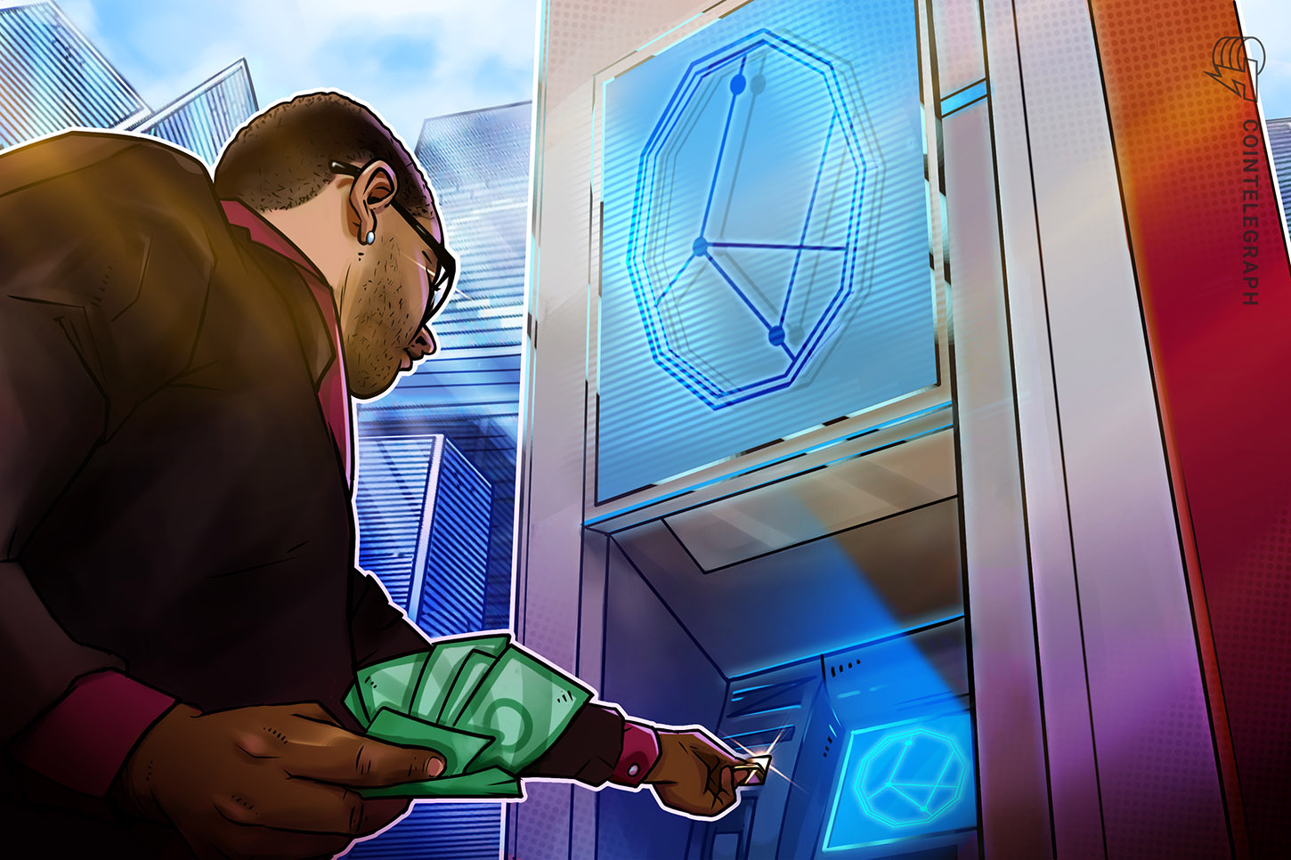 Circle K convenience stores will host thousands of crypto ATMs