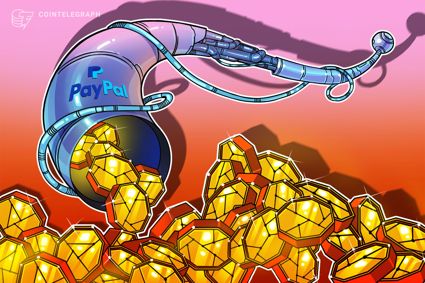 PayPal increases crypto purchase limits to $100K