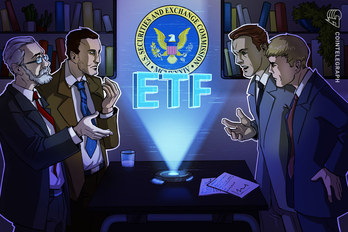 Fund management firm Global X files with SEC for Bitcoin ETF