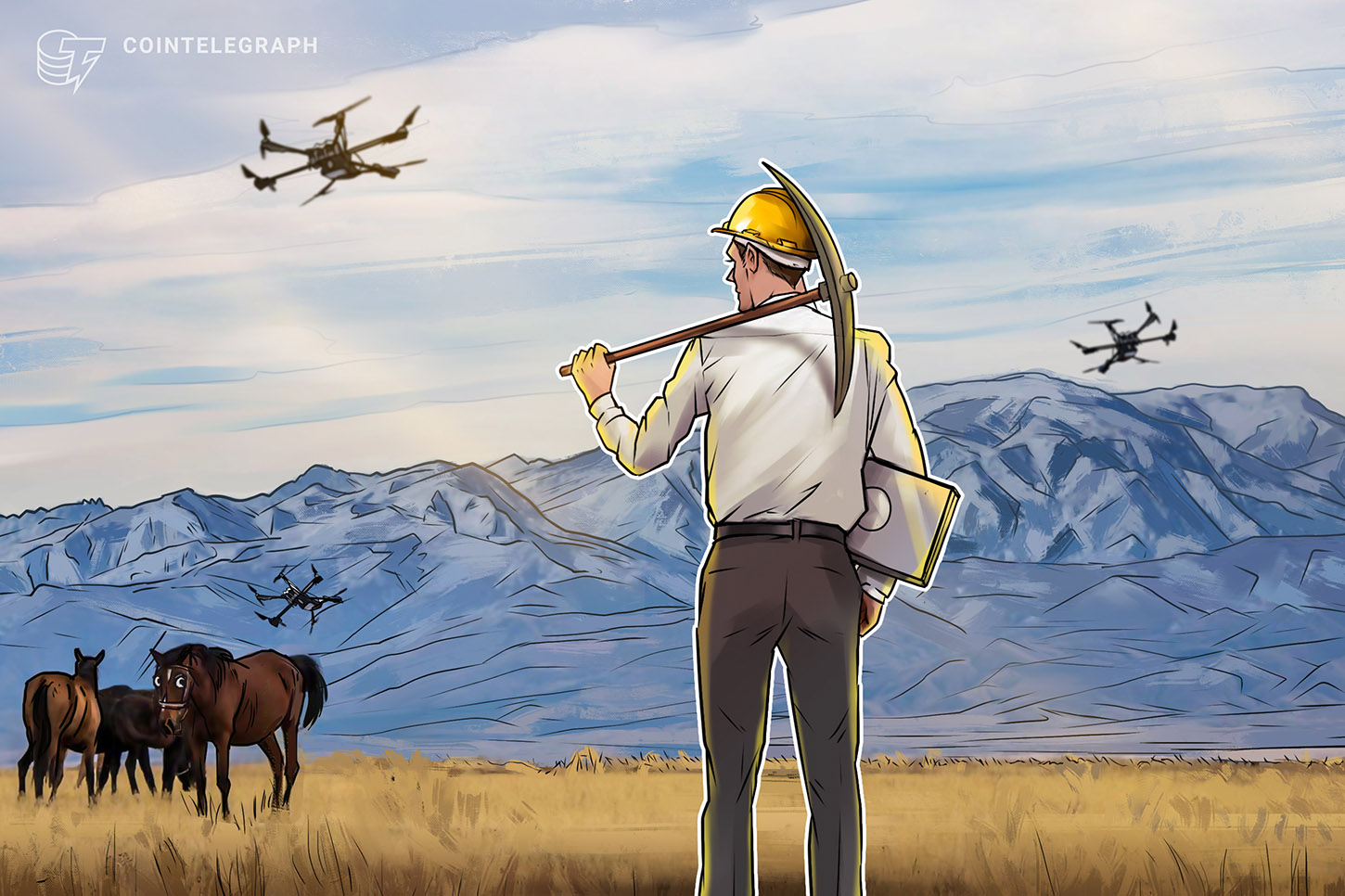 Kazakhstan to introduce new energy fees for crypto miners in 2022