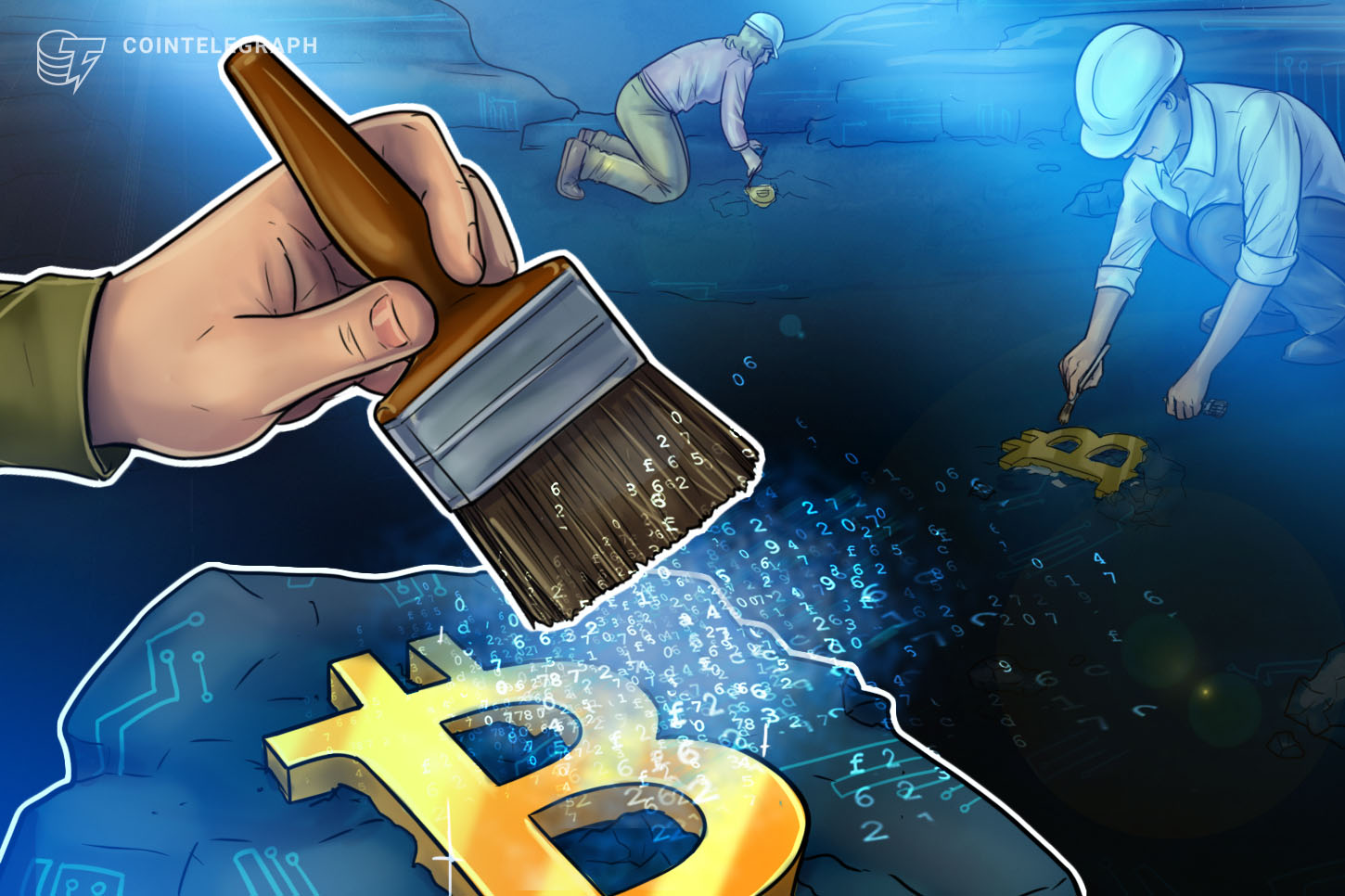 Bitcoin mining difficulty drops for fourth time in a row