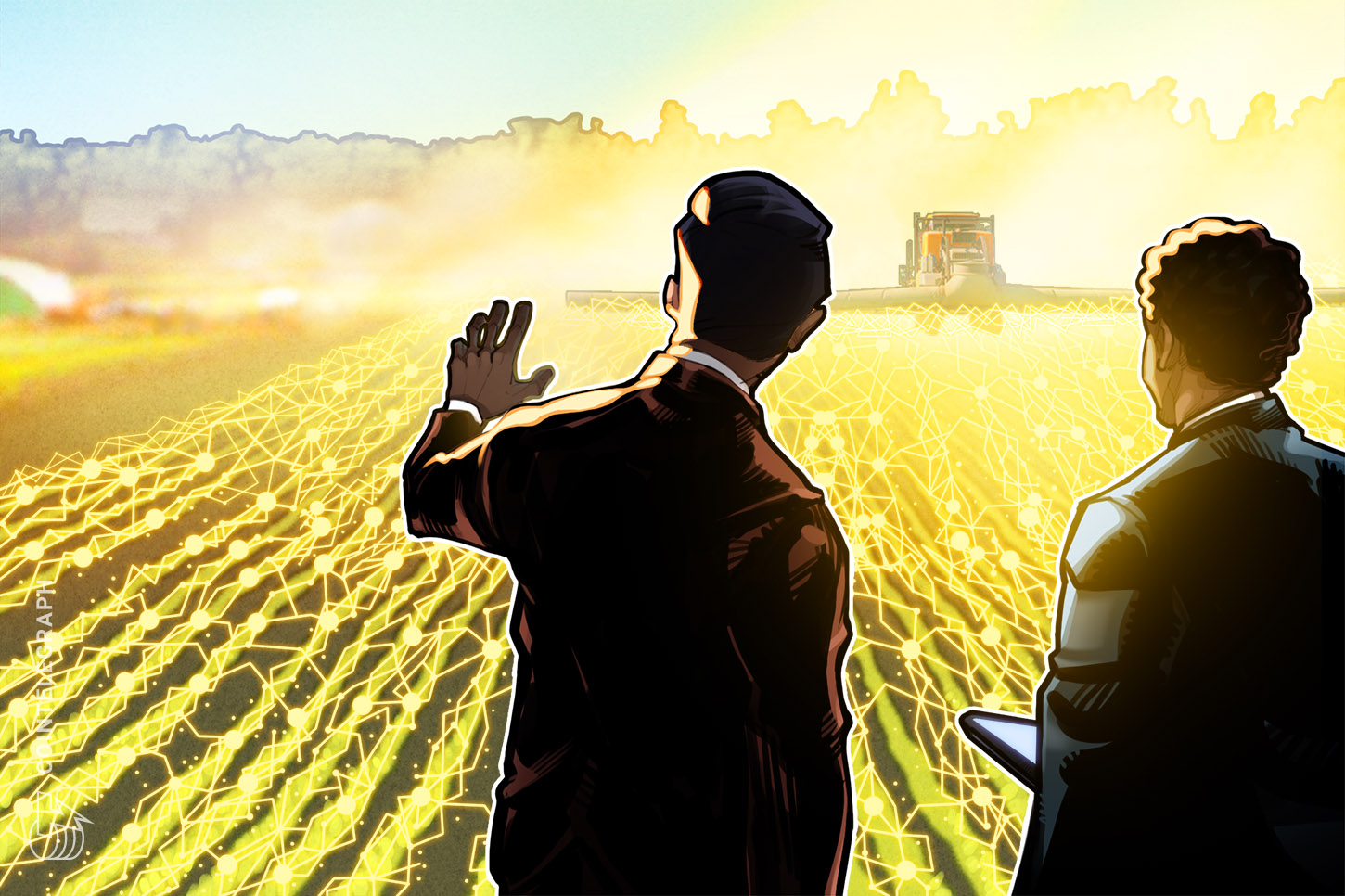Etherisc onboards 17K Kenyan farmers covered by blockchain-based crop insurance