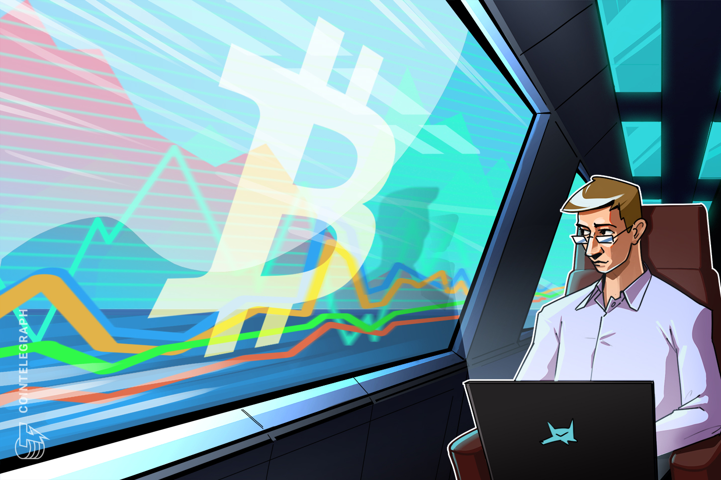 Traders are withdrawing 2,000 BTC from centralized exchanges daily