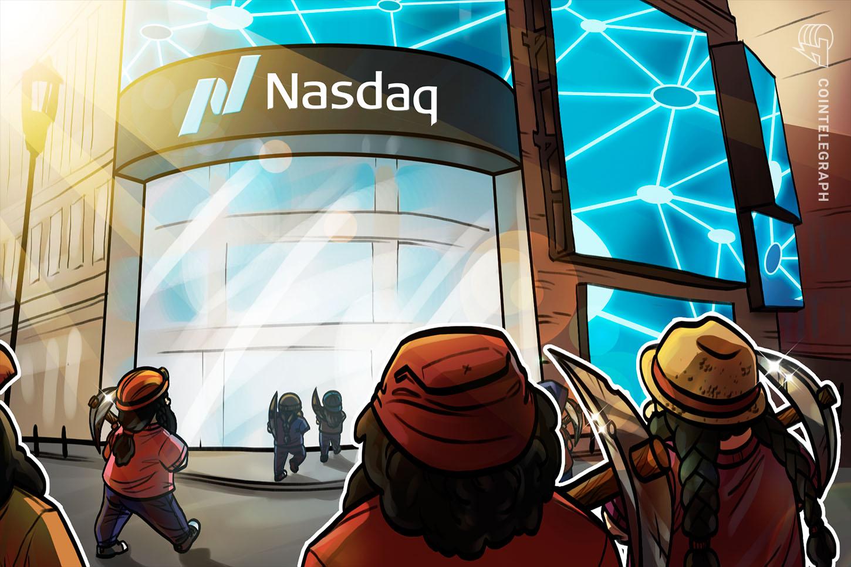 Crypto mining firm Argo Blockchain eyes secondary Nasdaq listing