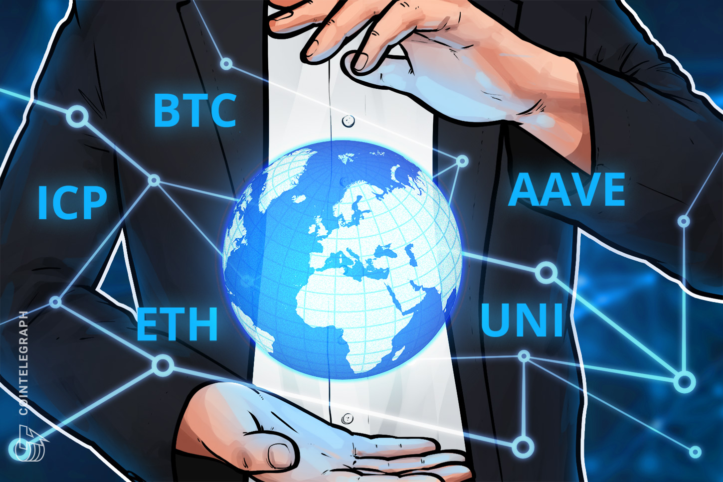 Top 5 cryptocurrencies to watch this week: BTC, ETH, UNI, ICP, AAVE