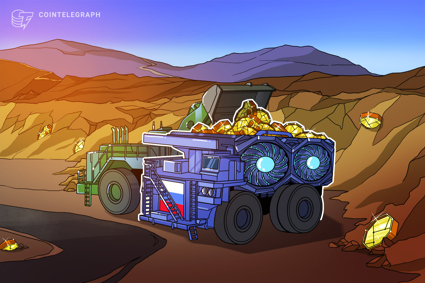 New project aims to bring global crypto miners to Russia
