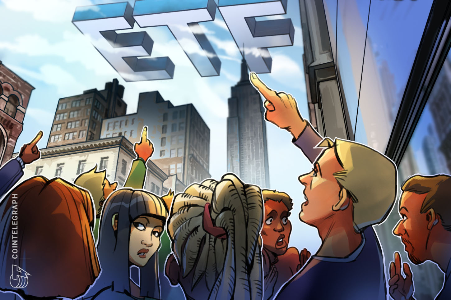 BNY Mellon to provide ETF services for Grayscale's Bitcoin Trust
