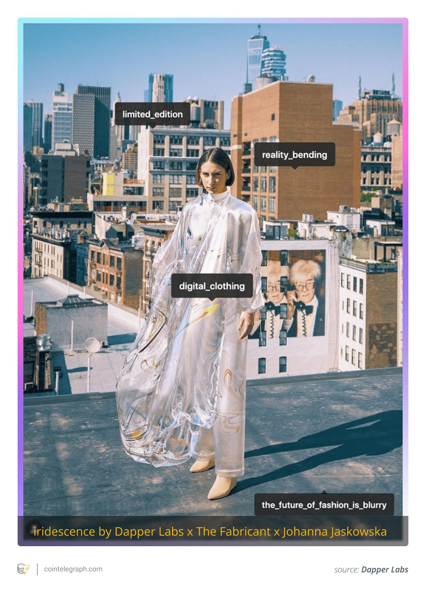 Digitalization at the Paris Fashion Week