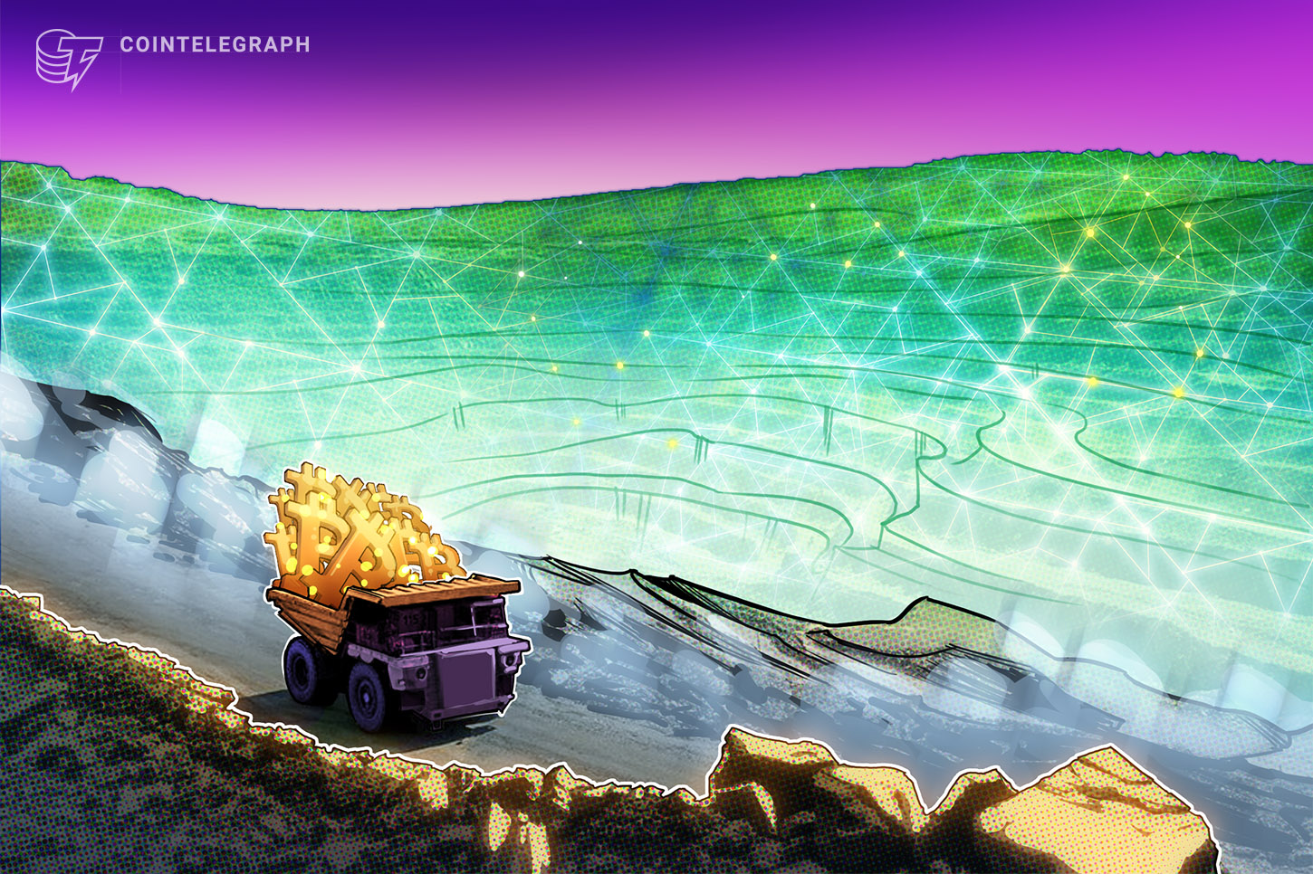 A green revolution in crypto mining? Industry answers wake-up call