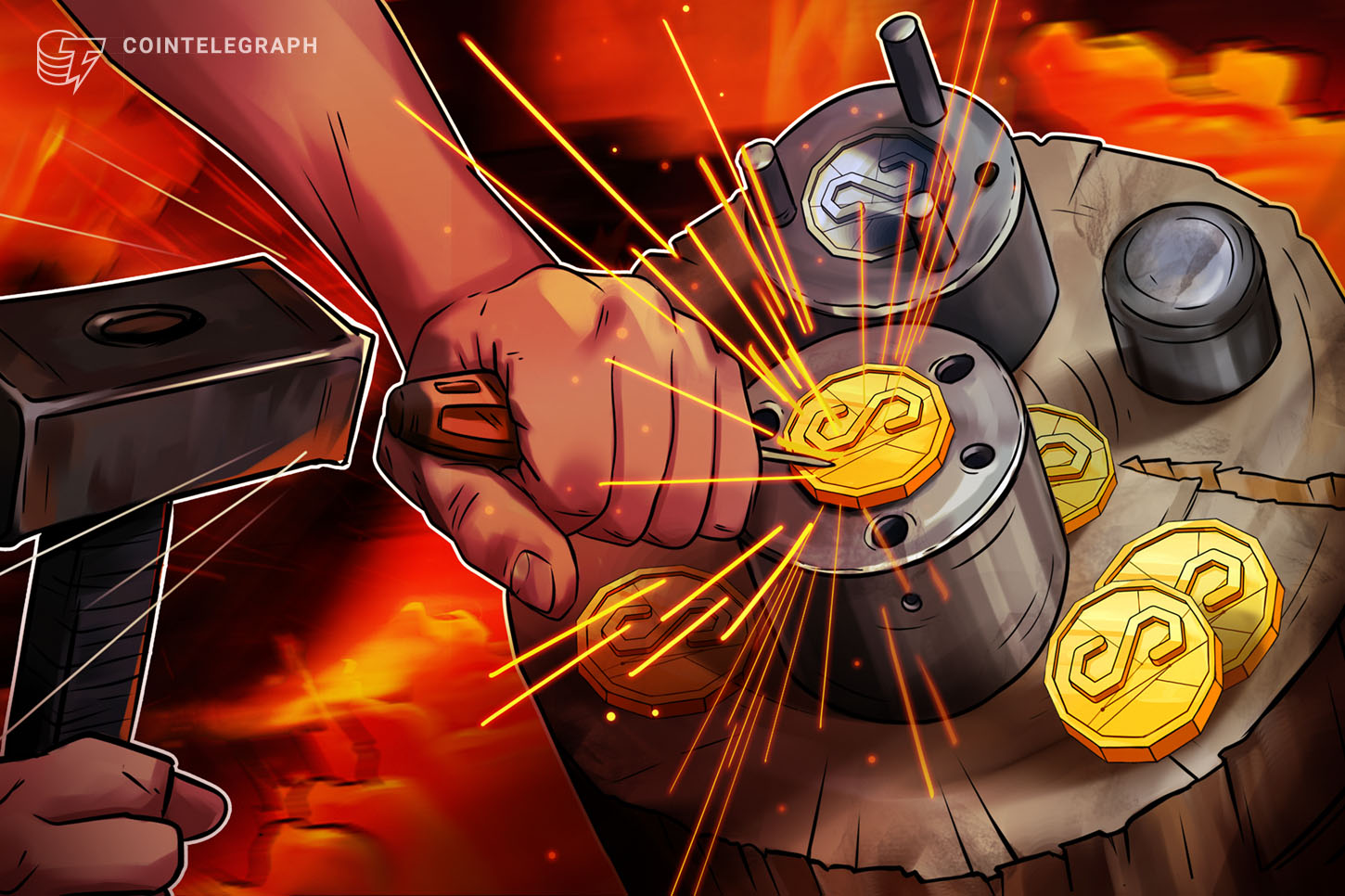 Cointelegraph Consulting: Stablecoin activity drops after May peak
