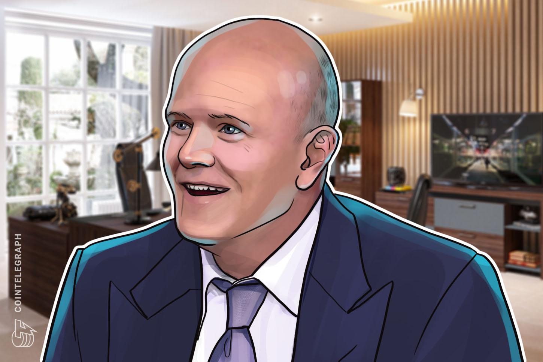 US crypto community overtaking Asia, says Mike Novogratz