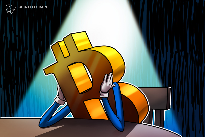 Bitcoin erases 2021 gains as BTC price falls to 'biggest bid ever' on Binance