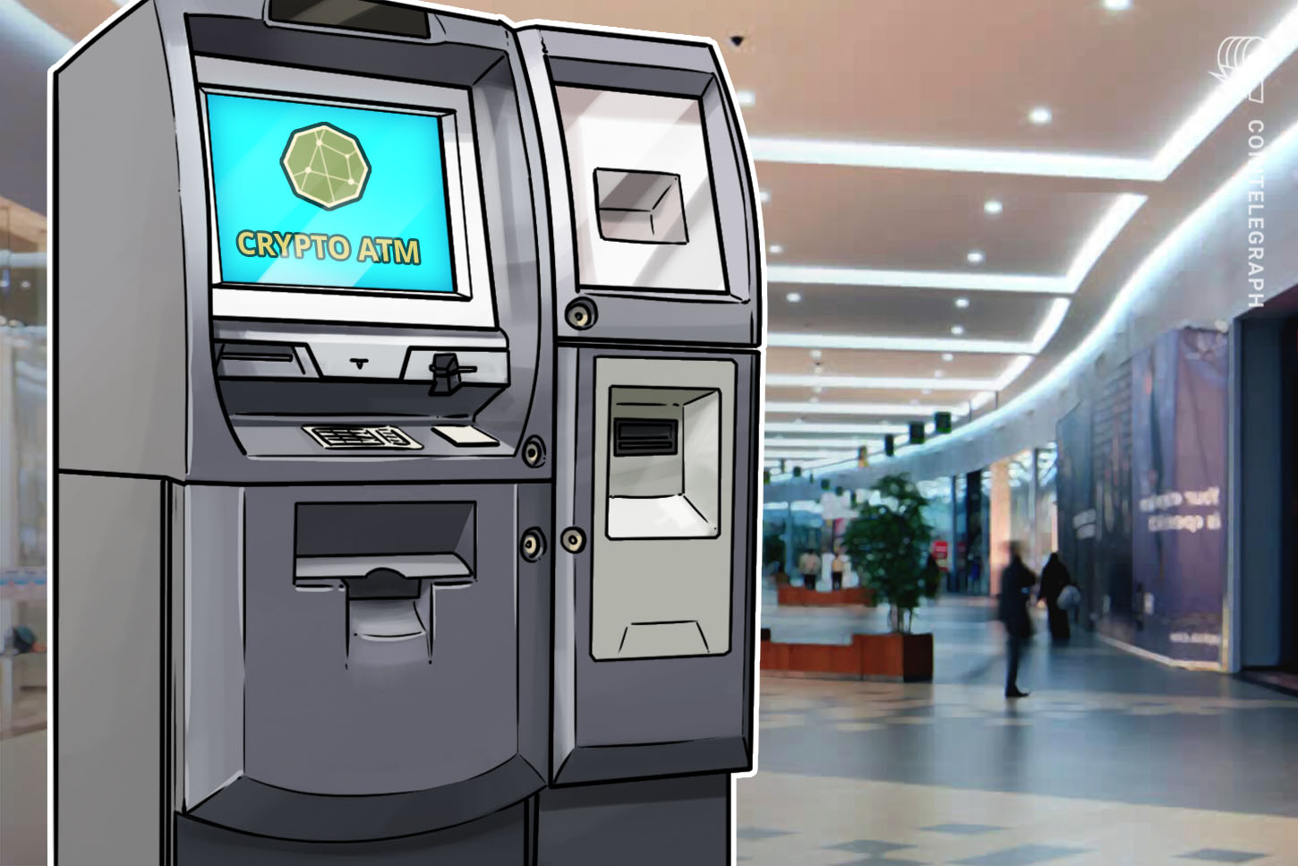 Global crypto ATM installations increased by 70% in 2021
