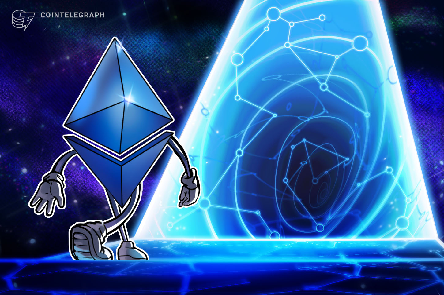 'Ethereum Improvement Proposal 3675' for the Eth2 merge launches on Github