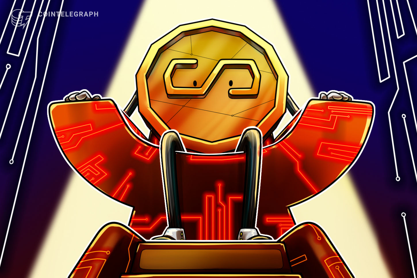 Stablecoin growth could affect credit markets, rating agency warns