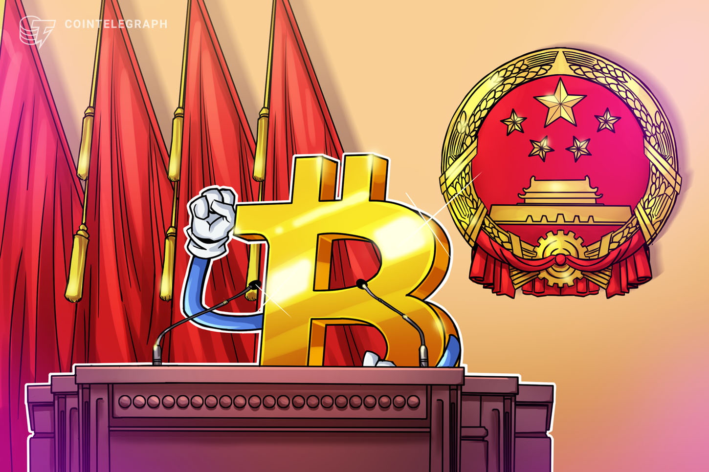 China proves Bitcoin is an unstoppable machine: Bitcoin Center founder