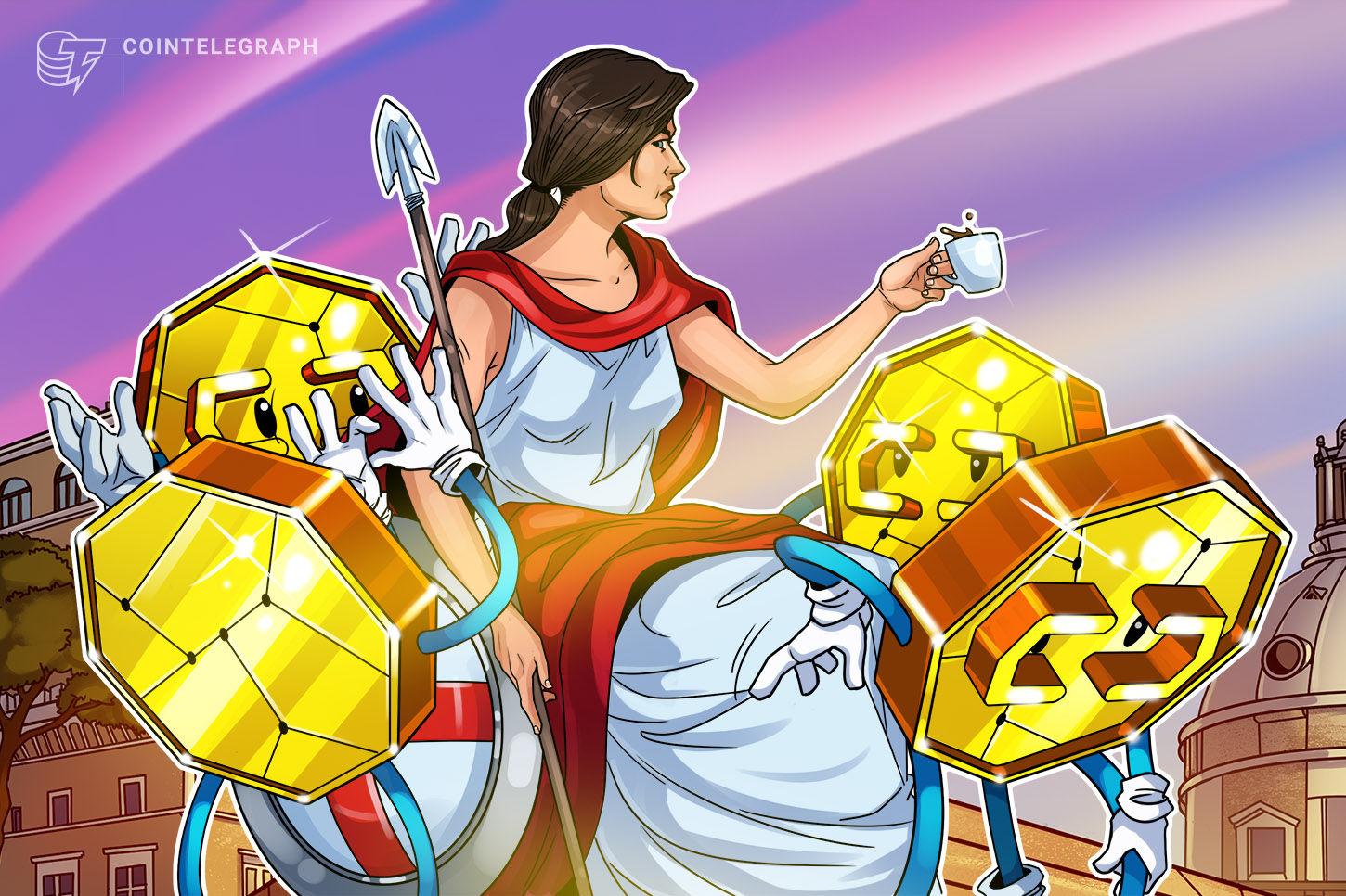 UK will hold back action against crypto 'pockets of exuberance' for now