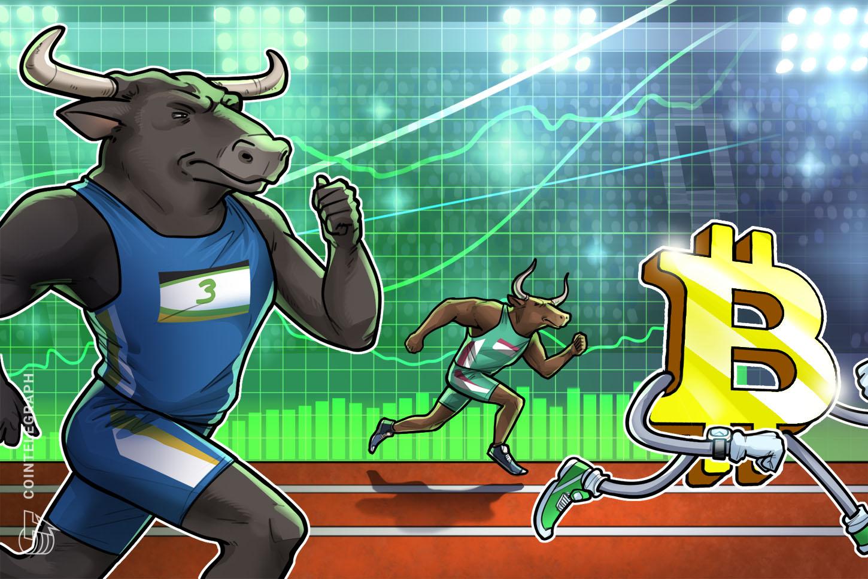 Betting on a Bitcoin bull run? Not in September, BTC price data says