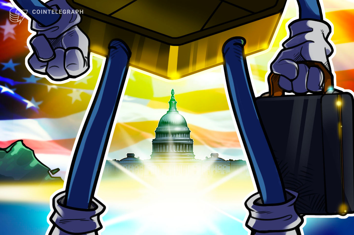 BREAKING: White House reportedly supports only minor changes to crypto tax proposal
