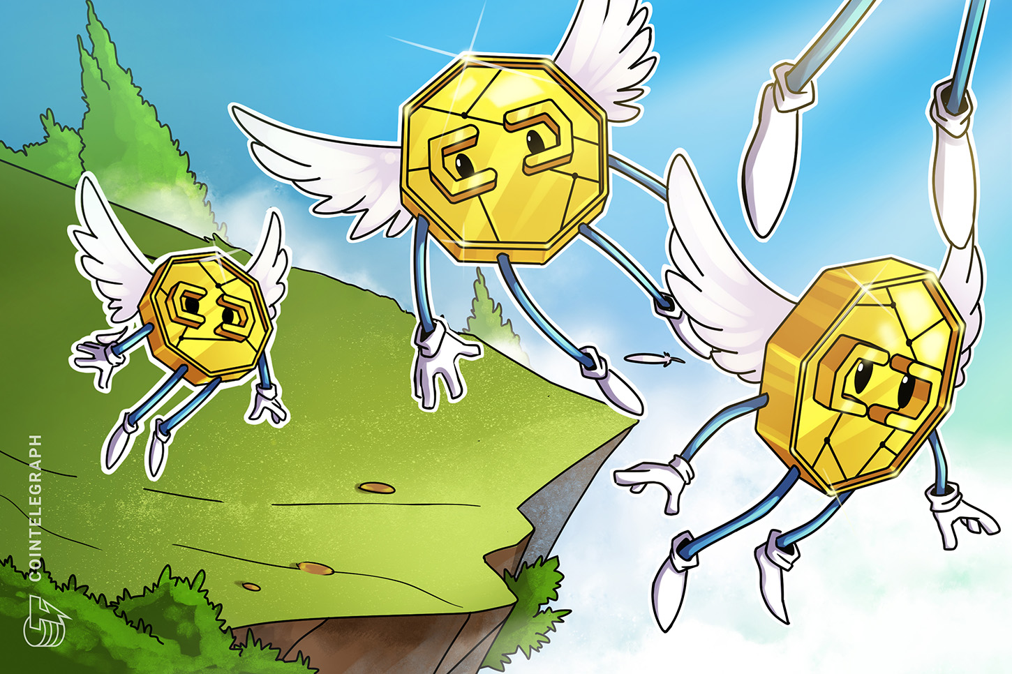 Altcoins soar while Bitcoin bulls gather strength to attack $48,000