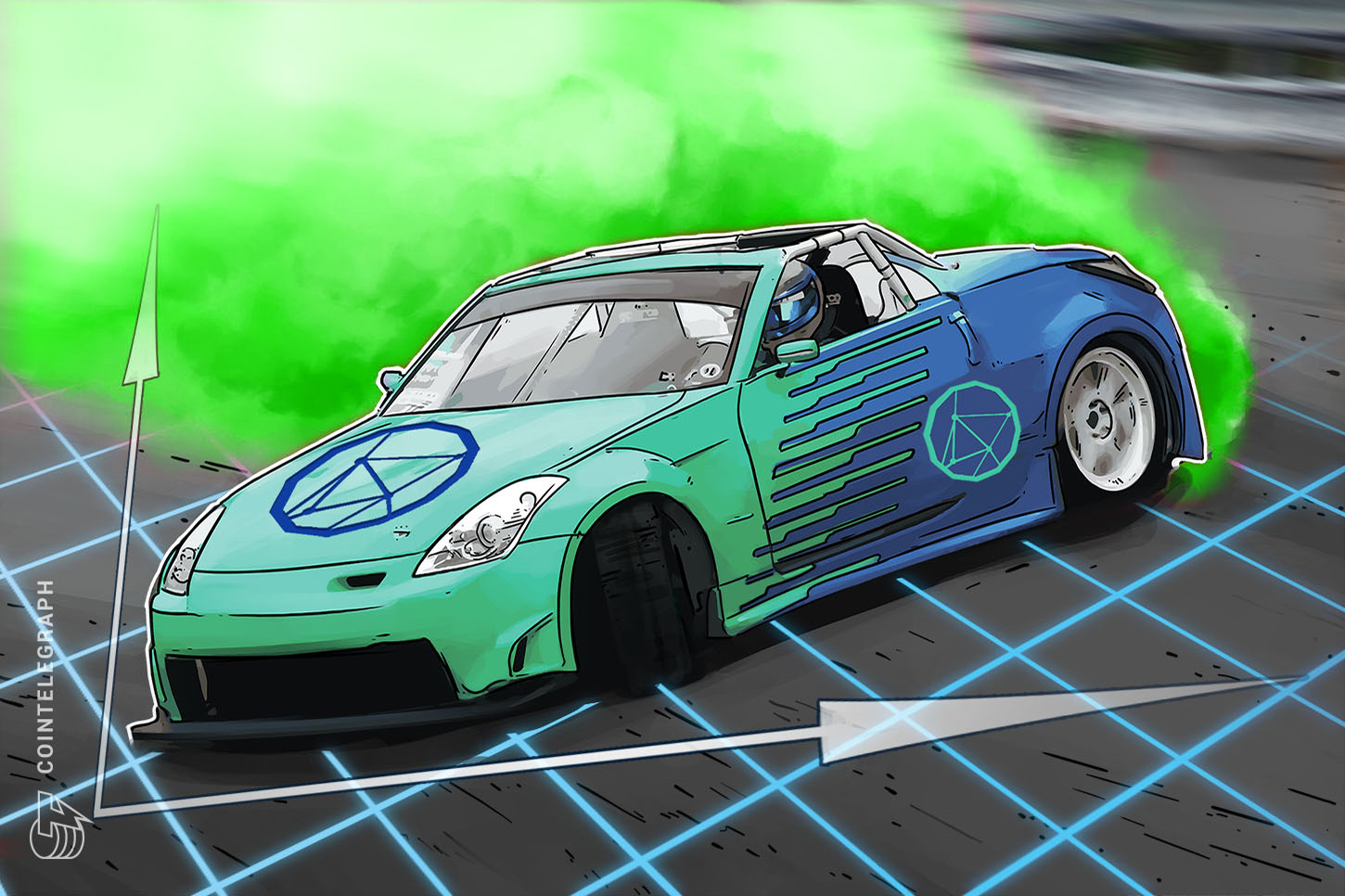 Altcoins soar after Bitcoin price bounces off a key moving average