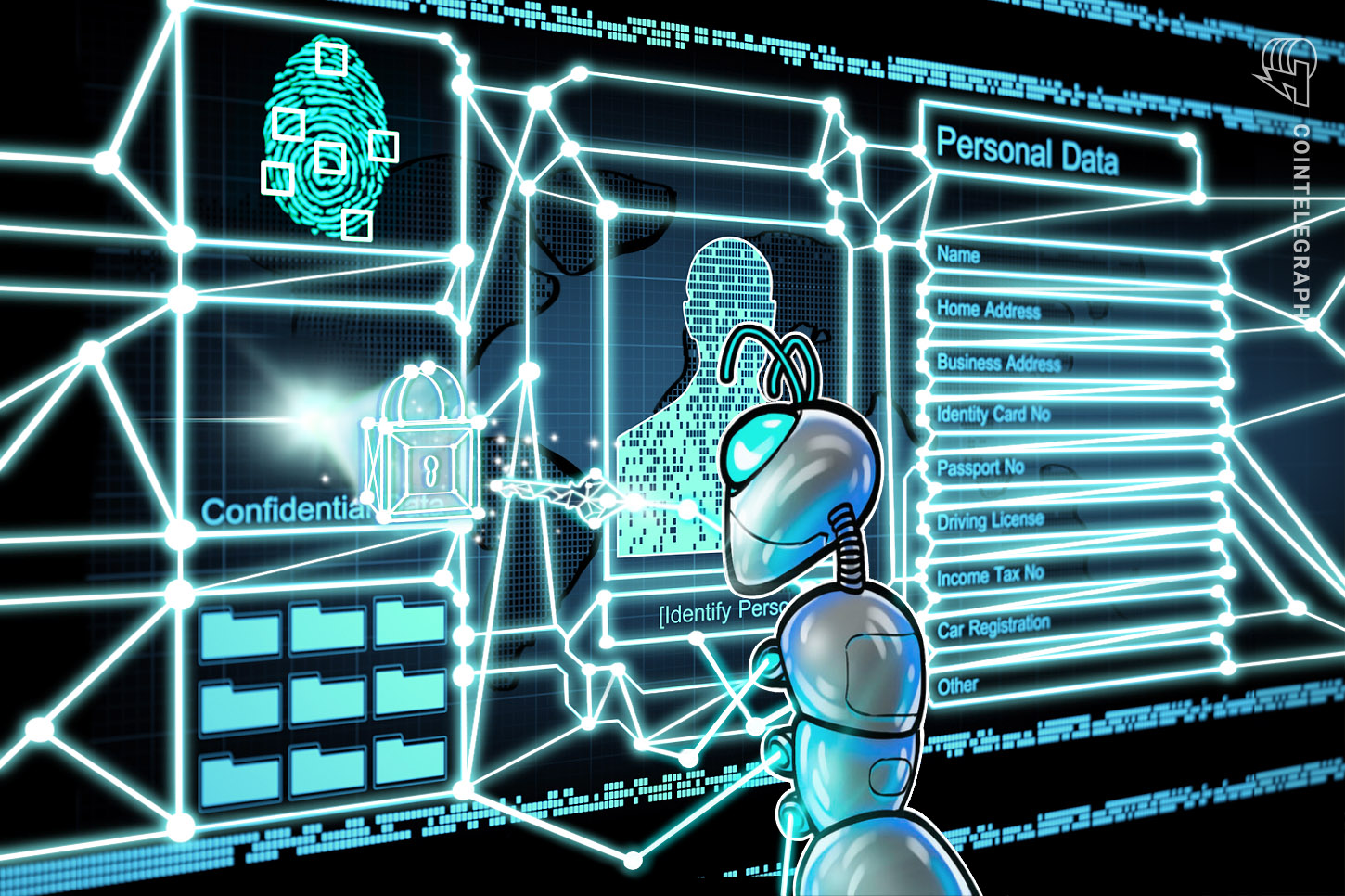 Concerns around data privacy are rising, and blockchain is the solution