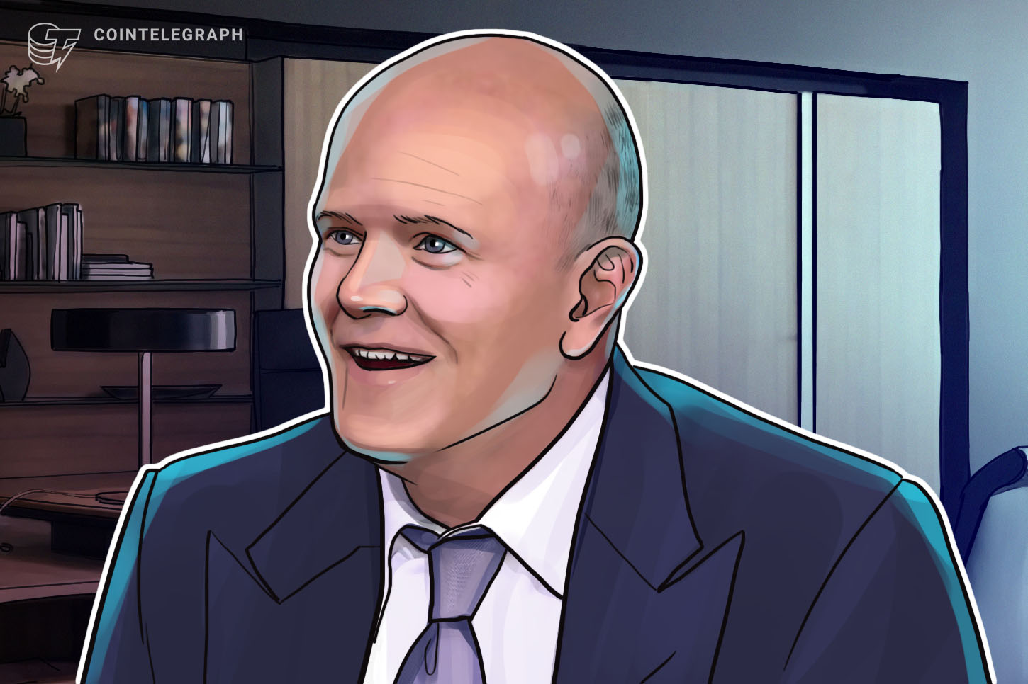 Mike Novogratz blasts US officials for poor grasp over crypto industry