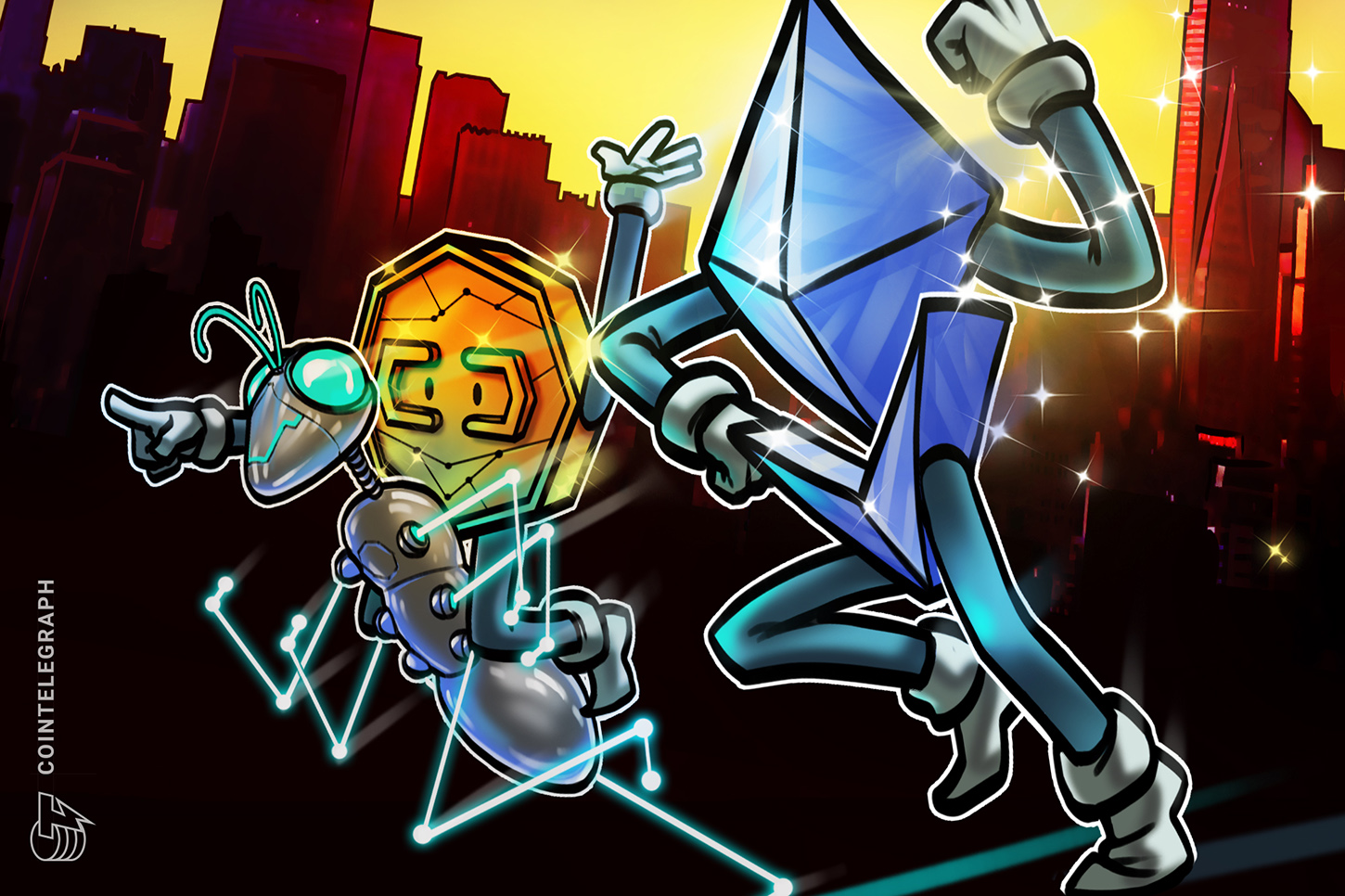 Altcoin Roundup: Layer-one protocols chip away at Ethereum's dominance.