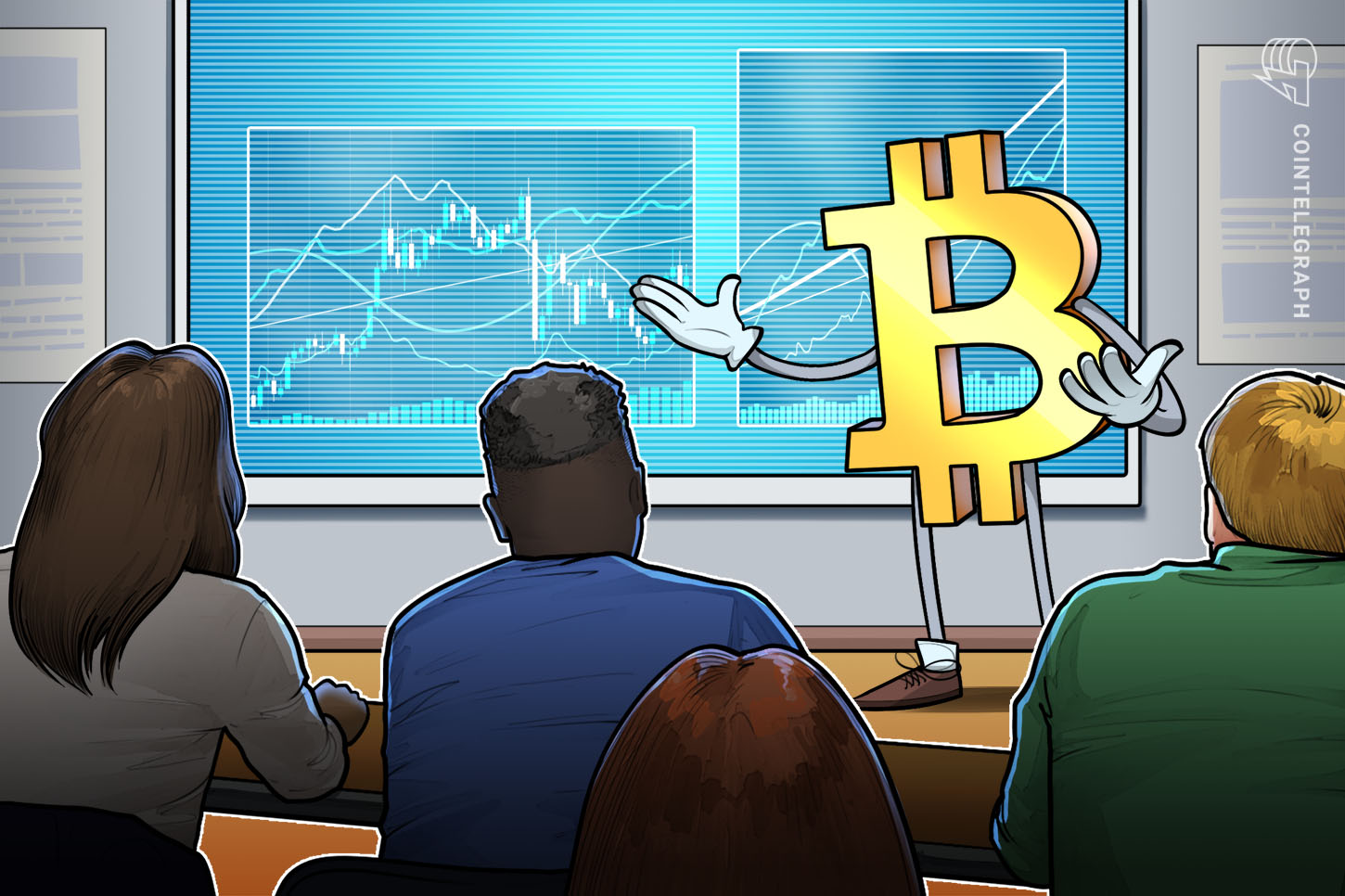 Bitcoin eyes $36K support as chart hints at potential golden cross within weeks