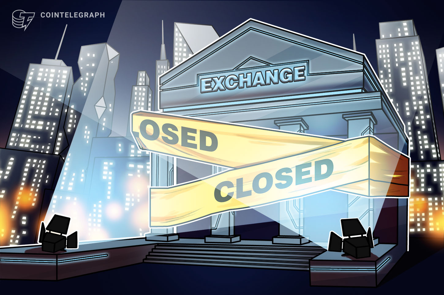 Ukraine's state security shuts down illegal crypto exchanges
