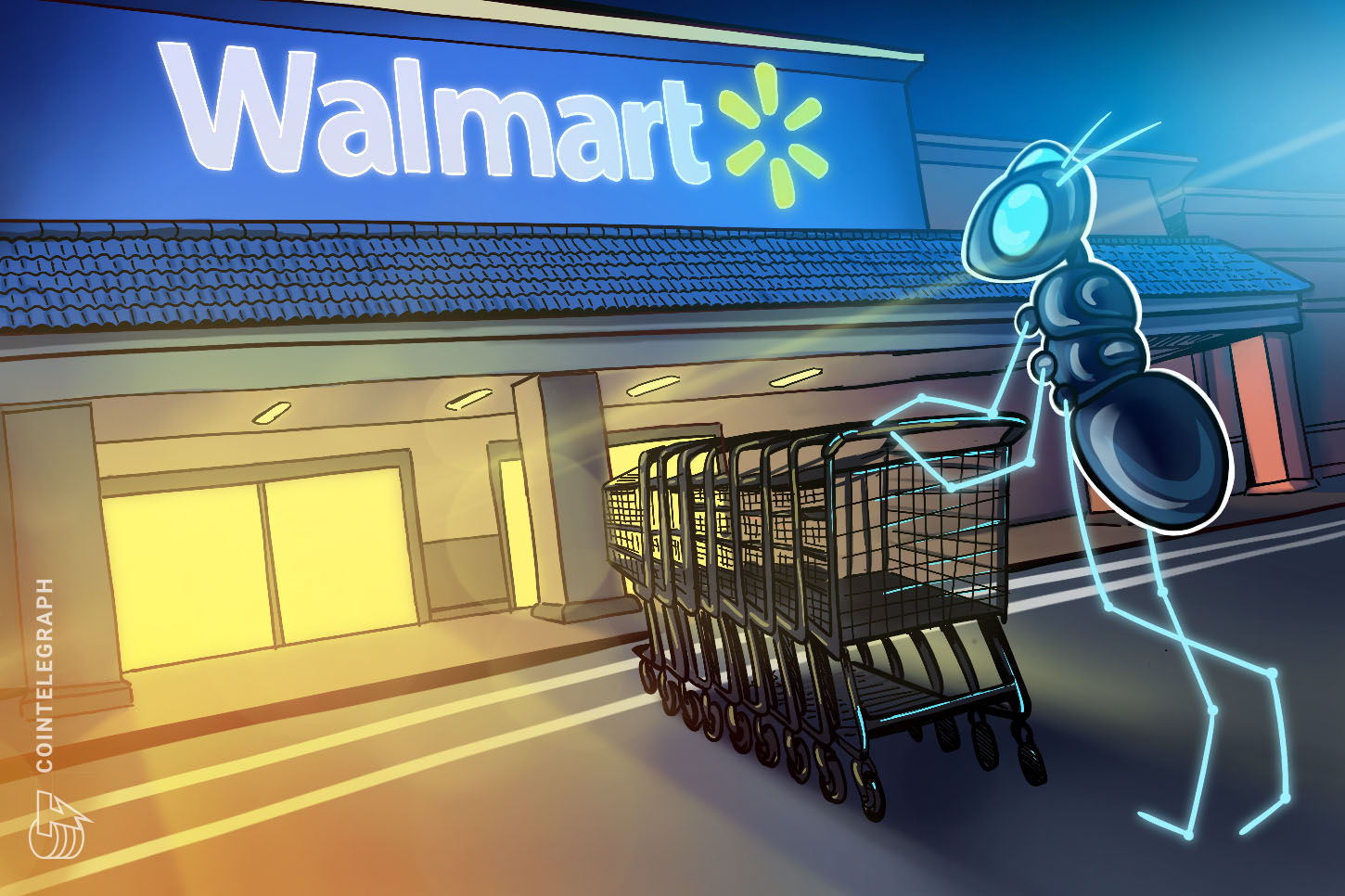 Walmart seeks crypto product lead to drive digital currency strategy