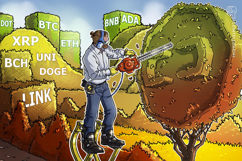 Price analysis 8/6: BTC, ETH, BNB, ADA, XRP, DOGE, DOT, UNI, BCH, LINK