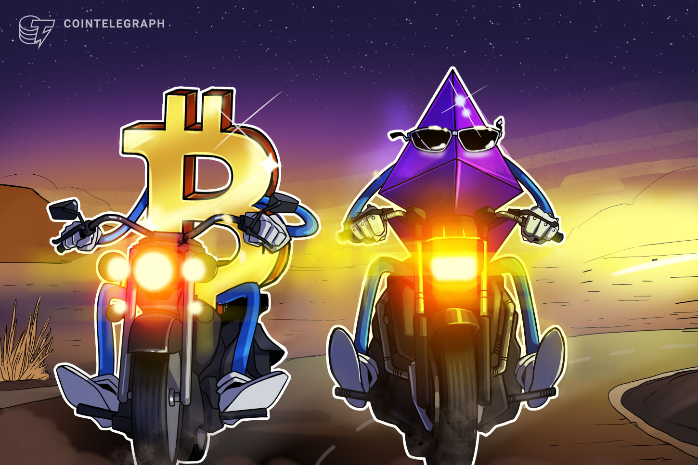 'Remarkable' on-chain metrics could spell Bitcoin, Ethereum bull market return — new report
