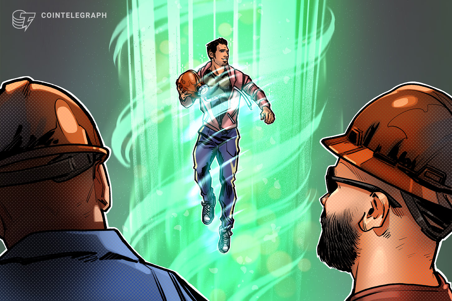 Crypto mining needs to be redefined before simply casting it away