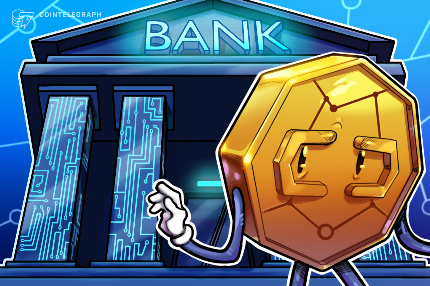 55% of world's top-100 banks reportedly have crypto and blockchain exposure