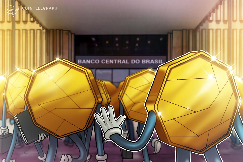 Brazil's central bank president endorses crypto regulation
