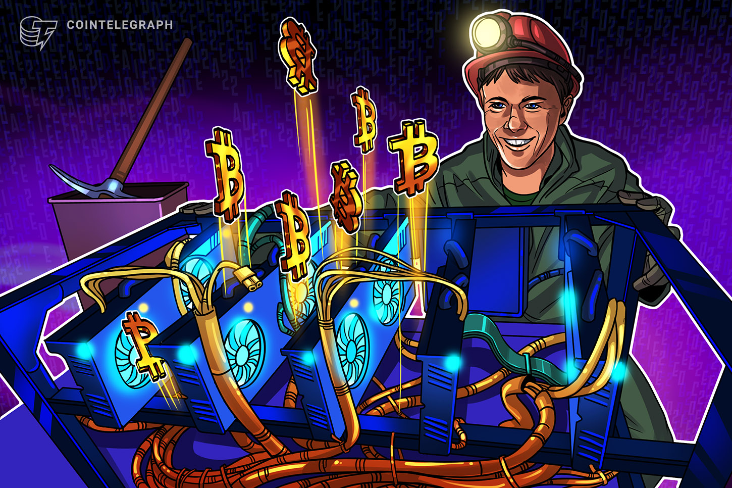 Bitcoin mining metric that has predicted every big BTC rally since 2020 is flashing again