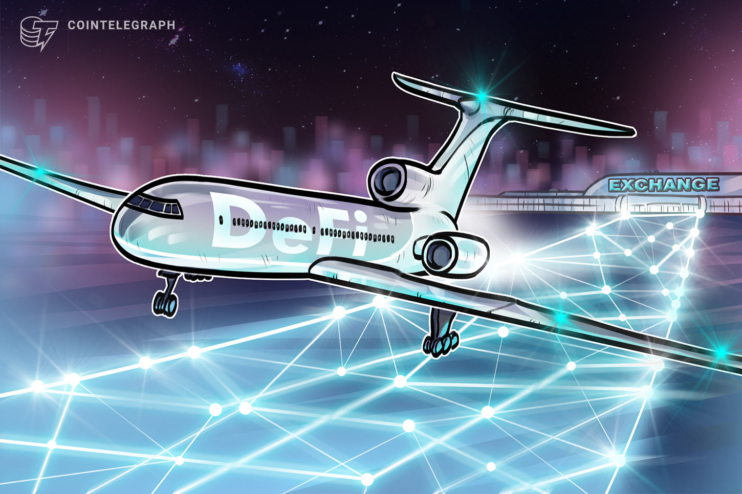 Decentralized exchanges and aggregators drive DeFi growth