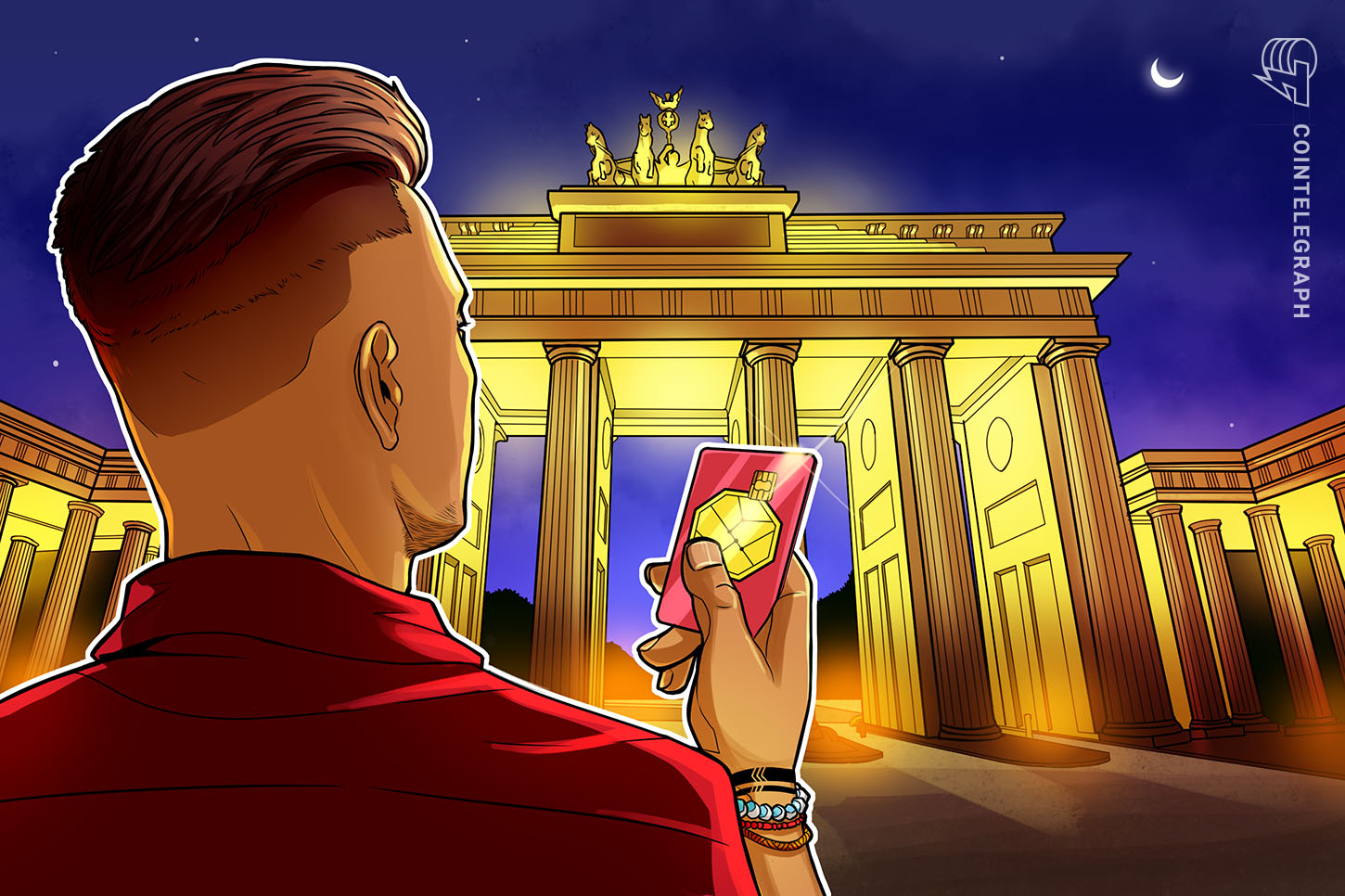 American investors inclined to buy crypto with credit card, new study reveals